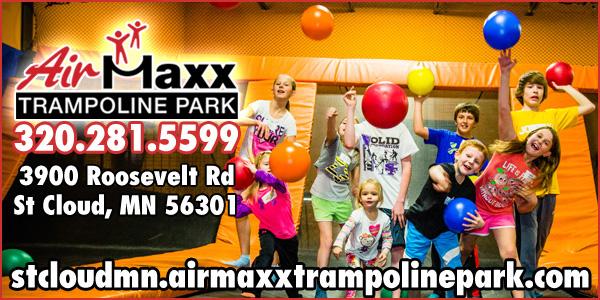 Airmaxx Trampoline Park - St Cloud Fun
