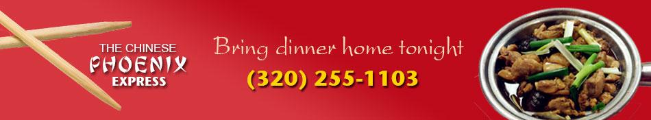 Chinese Phoenix Express - Bring home dinner tonight